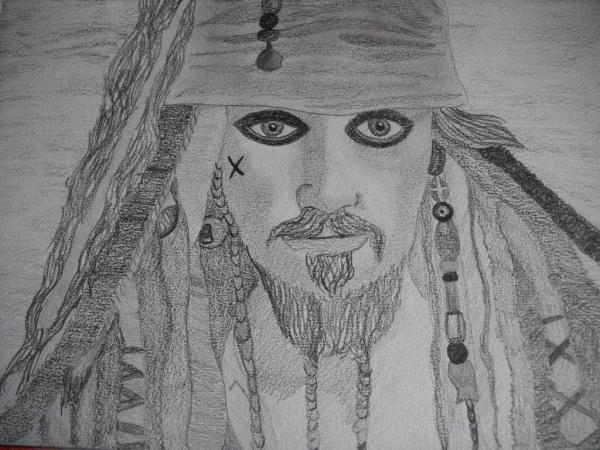 Johnny Depp by maoui96